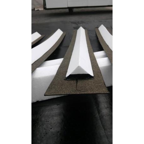 Kliny izokliny styropianowe 5x5cm oklejone