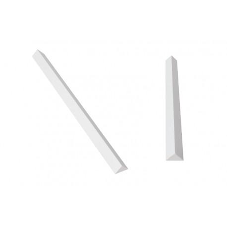 Kliny styropianowe 8x8 cm, nielaminowane