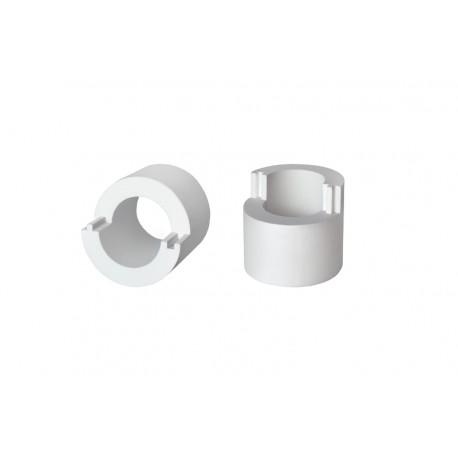 Otulina styropianowa średnica 120 mm