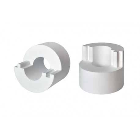 Otulina styropianowa średnica 100 mm