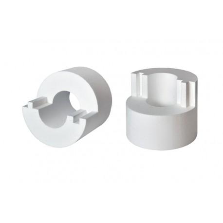 Otulina styropianowa średnica 400 mm