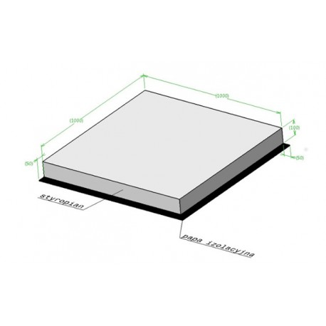 Styropapa 12 cm