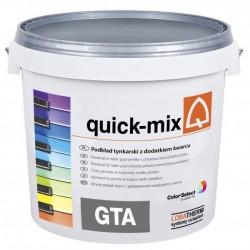 Grunt GTA QUICK MIX - podkład tynkarski z dodatkiem kwarcu