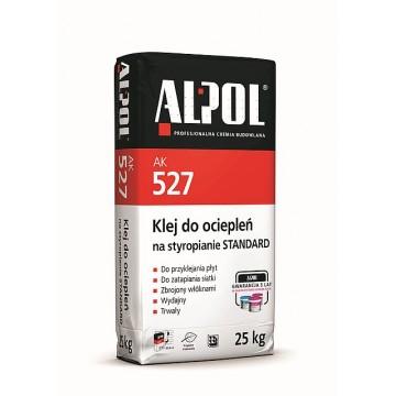 Alpol STANDARD AK527 zaprawa do zatapiania siatki